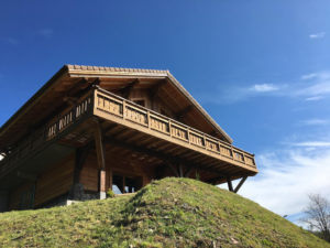 EXCLUSIVITE ! LA BRESSE EMPLACEMENT IDEAL ! SUPERBE CHALET RECENT ! VUE PANORAMIQUE & ORIENTE SUD !