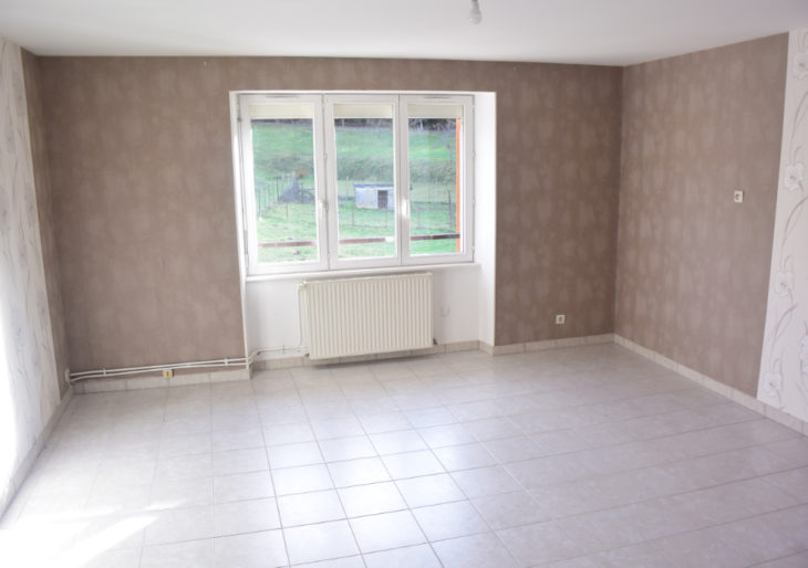 APPARTEMENT 65 M² AVEC CAVE GARAGE ET TERRAIN PRIVATIFS ! - AP2409AT