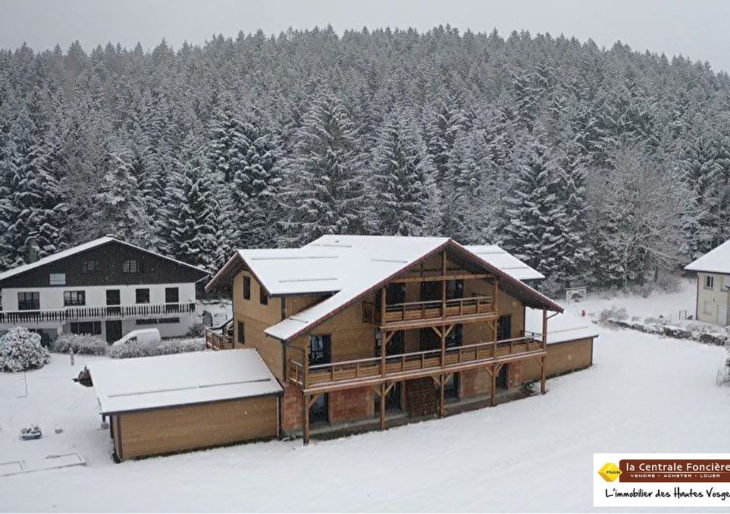 APPT T3 NEUF TYPE CHALET - AP2542AT