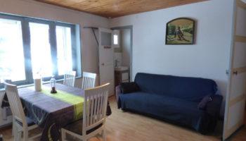 SOUS COMPROMIS DE VENTE .  LA BRESSE, F3 vendu meublé, 52 m², au sud, , dans agréable vallée  à LA BRESSE
