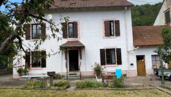 AFFAIRE A SAISIR ! BELLE OPPORTUNITE : Maison Fresse Sur Moselle 8 pièce(s) 140 m2 composé de 2 logements !